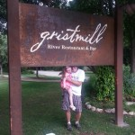 The Gristmill in Gruene, TX