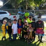 Super hero's birthday party