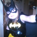 I'm Batgirl and you know it!