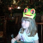 RainForest Cafe in the Galleria