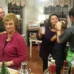 Landus, Mom, Glenda, & Jenn