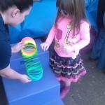 Slinky! It's slinky!