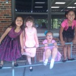 Jayleen, Ivy, Karma, & Layloni