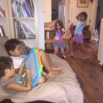 4 kids in my house