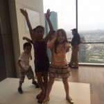 Chase Tower dance party