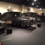 More cool old hearses