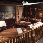 A casket woodshop