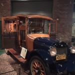 Old Ambulance & Hearse