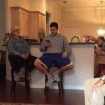 Aunt Toni Uncle Nabil & Cousins