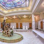 bath-house