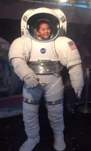 Astronaut Romeo