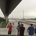 Hwy 45 and 10 under water
