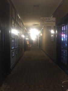 Creepy hallwayNice